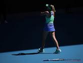 Kenin en Muguruza hebben zich vlot geplaatst voor de volgende ronde op de Australian Open