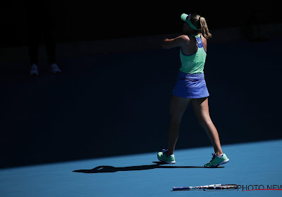 """Sofia Kenin wil graag tweede kans tegen Kim Clijsters: """"Ik was nerveus omdat ik altijd zo naar haar heb opgekeken"""""""