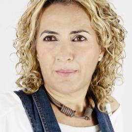 Raquel Díaz Illescas, directora agencia administrativa de la ONCE en Talavera de la Reina