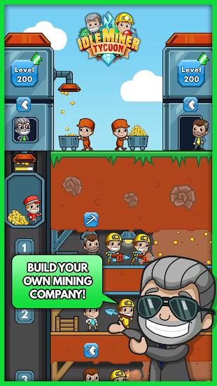 Idle Miner Tycoon- screenshot thumbnail