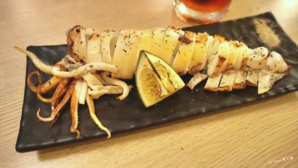 小琉球美食 筑安心串燒·居酒屋 ,比BBQ燒烤吃到飽更精緻的美味。