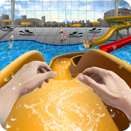 VR Aquapark Simulator
