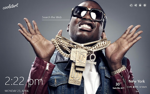 21+ Meek Mill Who Your Around Download  JPG