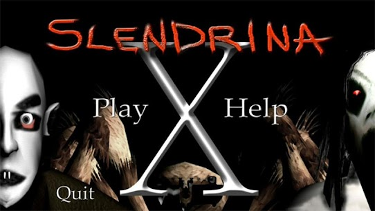Slendrina X Apk  Download For Android 1