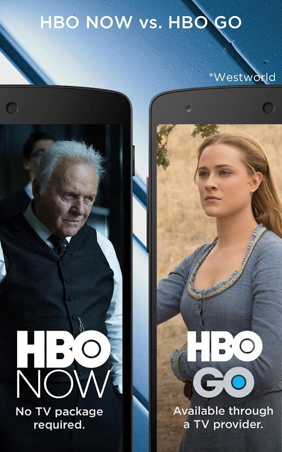 HBO NOW: Series, movies & more- screenshot