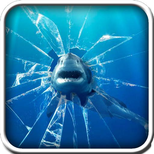 玻璃碎片 動態壁紙 個人化 LOGO-玩APPs