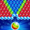 Bubble Shooter - Frozen Pop icon