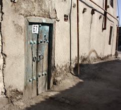 Photo: Day 164 - Old Doorway in Bukhara