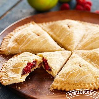 Triple Berry Apple Hand Pie