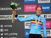 Nouvelle médaille pour la Belgique et Julie de Wilde aux Championnats du Monde de cyclisme !