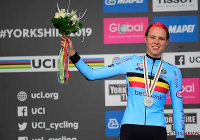 🎥 Nouvelle médaille pour la Belgique aux Championnats du Monde de cyclisme !