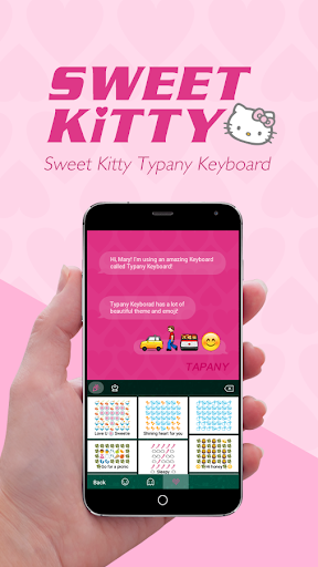 mod Sweet Kitty Theme Keyboard 2.5 screenshots 4