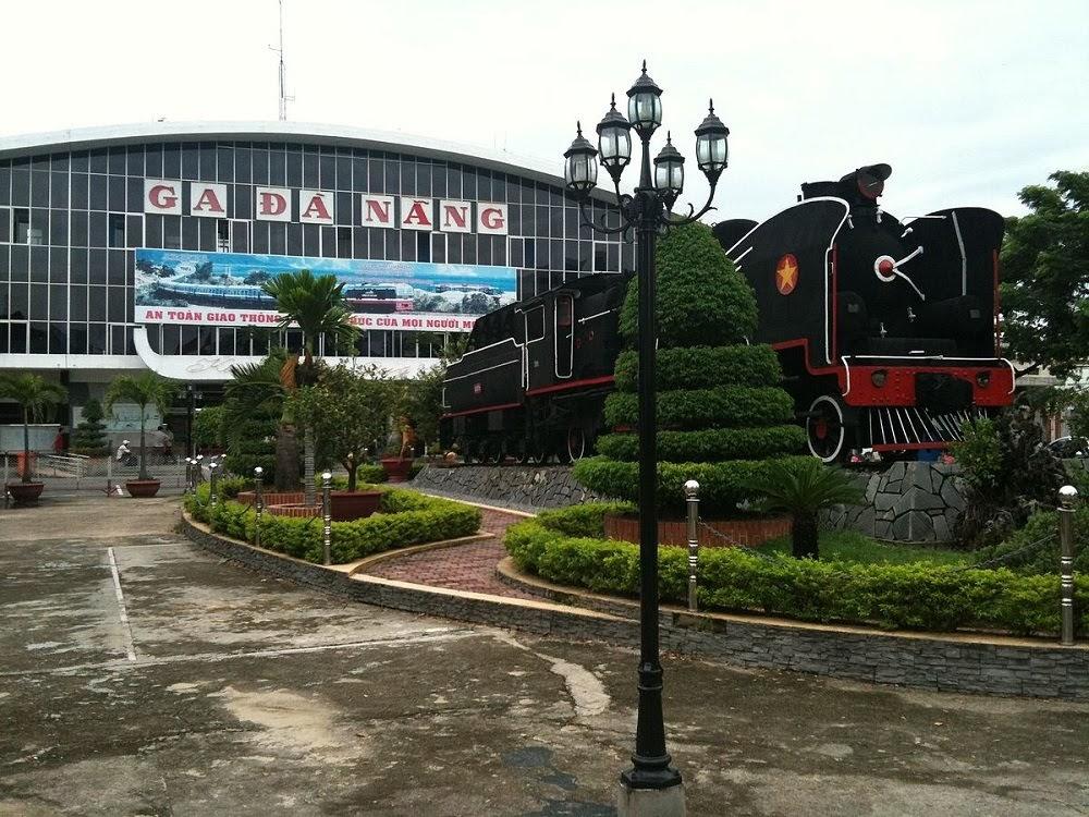Thuê xe máy tại nhà ga Đà Nẵng