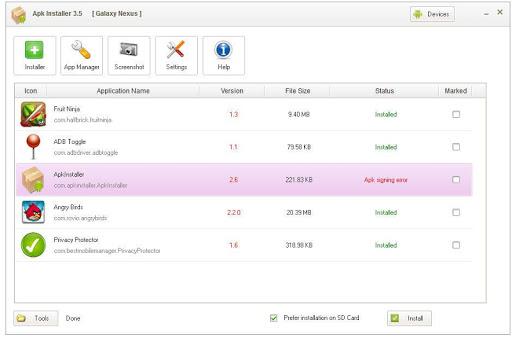 APK Installer 8.6.2 screenshots 8