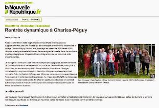 Photo: 2014-09-04 NR Rentrée dynamique à Charles Péguy