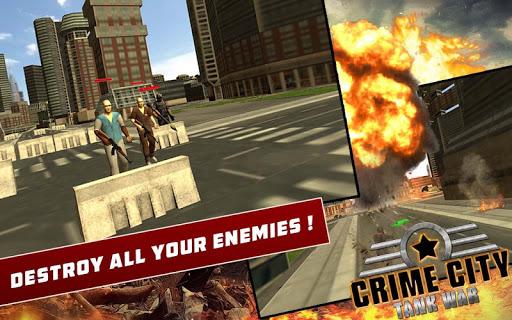 犯罪都市:タンク戦争