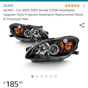 S2000 AP1 120型のライトのカスタム事例画像 TAKさんの2019年01月10日17:15の投稿