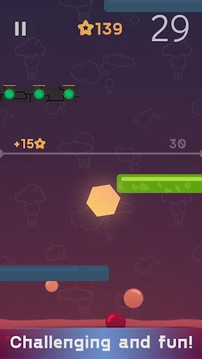 HexaJump - An endless arcade 1.03 screenshots 4