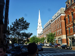 Photo: 20130812 Day 55 Manchester NH to Portsmouth NH  Portsmouth downtown