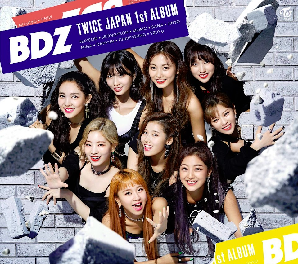TWICE_BDZ_First_Press_Limited_Ed._B_album_cover