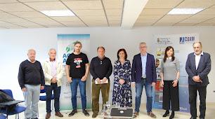 Foto de familia de los participantes en la novena entrega de Agroateneo.