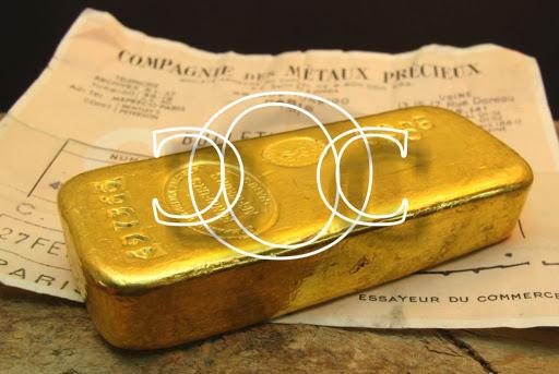 Droits du vendeur d'or
