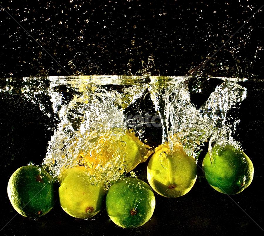 Sextet Lemon Dip by Craig Luchin - Food & Drink Fruits & Vegetables