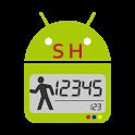 SH歩数計カスタム icon