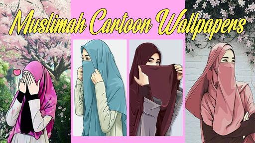 Muslimah Cartoon Wallpapers Apps On Google Play