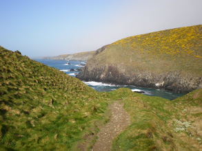 Photo: From Solva to St David's (Porth y Rhaw)