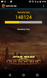 The Old Republic™ Security Key APK screenshot thumbnail 2