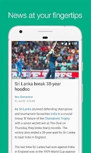 Cricbuzz – Live Cricket Scores & News 8