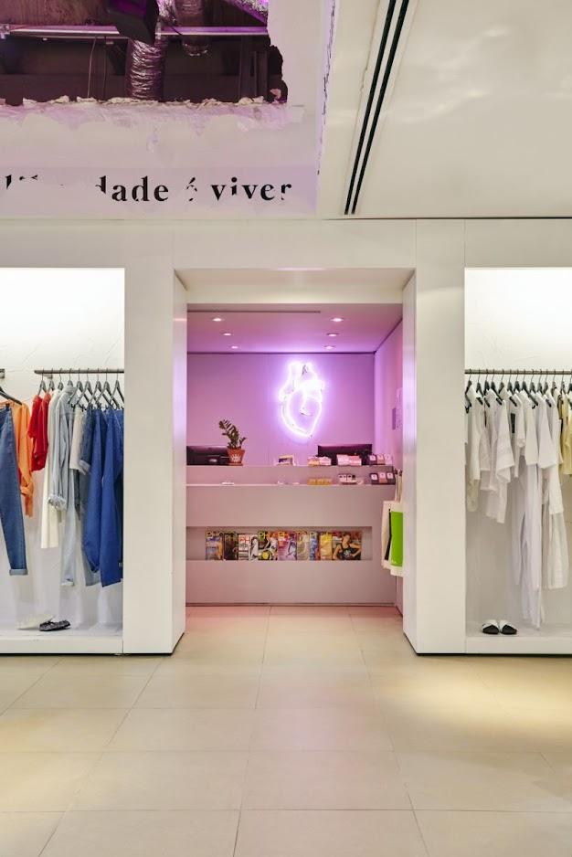 Thiết kế shop thời trang nữ - thiết kế shop quần áo nữ 6
