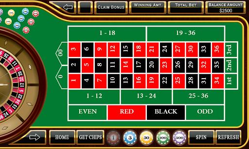 Roulette - Casino Style! 4.28 screenshots 7