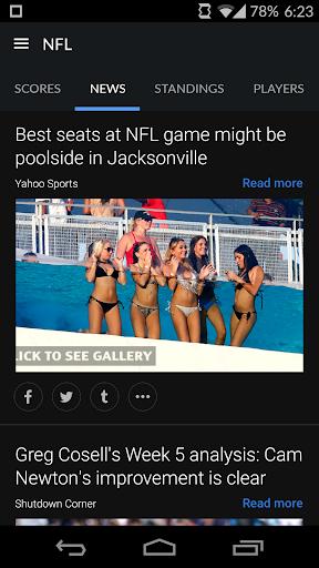 Sportacular screenshot 5