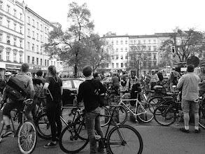 Photo: http://criticalmass.berlin - Frühlingsauftakt in Berlin - 24.04.2015 - Startpunkt der CM Berlin am Heinrichplatz. #criticalmass #berlin #bike #fun
