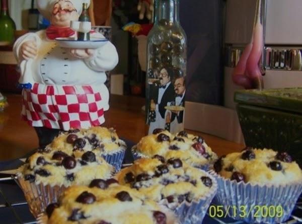 Mom's Blueberry Muffins Recipe