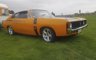Chrysler Valiant Charger Rent Southland