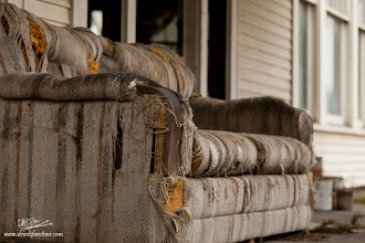 Photo: The Old Couch