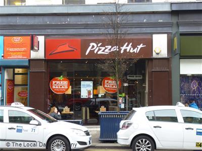Pizza Hut On John William Street Restaurant Pizzeria In