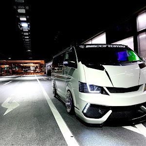 ハイエースバン TRH200V S-GL TRH200V H19年型のカスタム事例画像 DJけーちゃんだよさんの2020年11月15日02:22の投稿