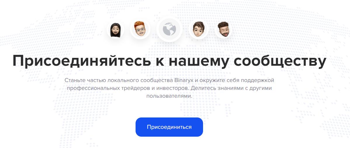 Факты о криптобирже Binaryx
