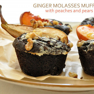Ginger Muffins Molasses Recipes