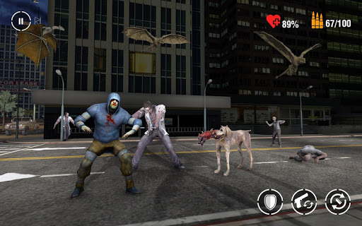 Zombie Gun Shooter - Real Survival 3D Games 1.1.5 de.gamequotes.net 5