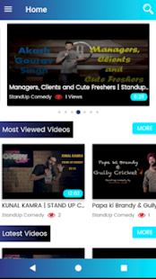 Download Stand Up Comdey For PC Windows and Mac apk screenshot 1