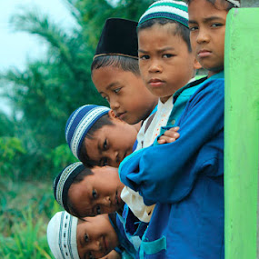 by Kanda Ridho - Babies & Children Children Candids