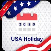 Download App USA Holiday 2020 Calendar - Govt Public Holidays