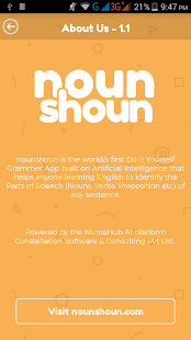 English Grammar App nounshoun- screenshot thumbnail