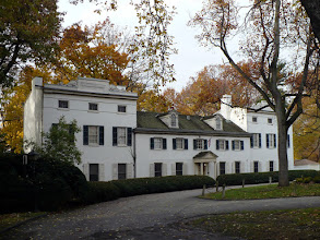 "Photo: 5.a. Strawberry Mansion. Formerly known as ""Summerville,"" the center section was built around 1790 in the Federal style by Judge William Lewis."