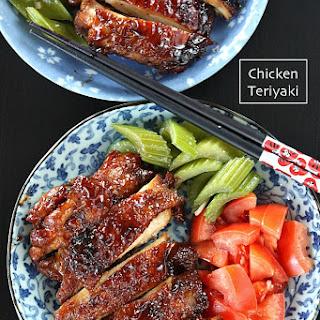 Chicken Teriyaki.